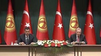 Erdoğan-Caparov görüşmesinde FETÖ ile mücadele vurgusu