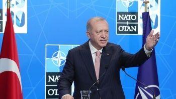 Cumhurbaşkanı Erdoğan: Terör örgütlerine verilen destek sonlandırılmalı