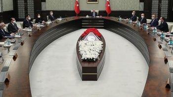 Cumhurbaşkanlığı Kabinesi 10 Haziran'da toplanacak