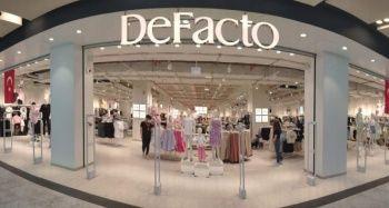 DeFacto'nun mağaza atağı devam ediyor