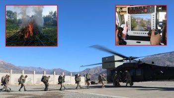 PKK'nın finans kaynağına narko-terör darbesi