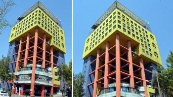 Dünyanın en saçma binası Türkiye'de: İşte yıkılacağı tarih