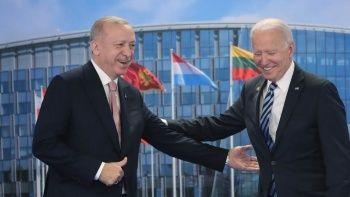 Biden: Erdoğan ile iyi bir görüşme gerçekleştirdik