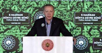 Erdoğan: Marmara'yı müsilaj belasından kurtaracağız