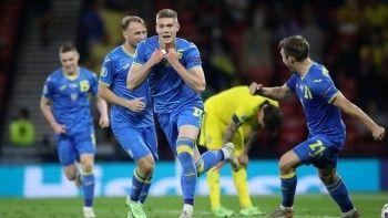EURO 2020'de son çeyrek finalist Ukrayna oldu