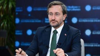 Fahrettin Altun'dan Oda TV haberine sert tepki: Medya terörü