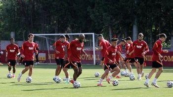 Galatasaray sezonu açtı