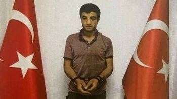 Gri kategorideki PKK'lı terörist yakalandı