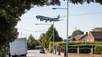 Havaalanı yakınında oturanlara uçak gürültüsü tazminatı