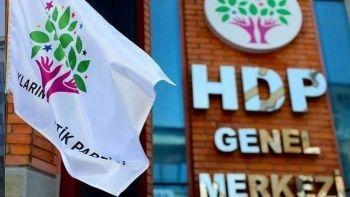 HDP'ye kapatma davasında ilk inceleme 21 Haziran'da