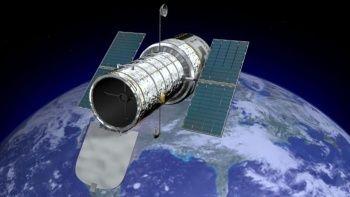 Hubble Uzay Teleskobu uykuya daldı umutlar ilkel cihaza kaldı