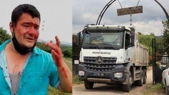 Lütfü Türkkan'ın adamları İHA muhabirini hastanelik etti