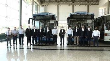 İlk yerli elektrikli otobüs seri üretime hazır