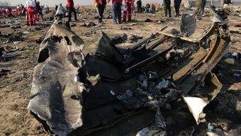 İran'da düşürülen Ukrayna uçağı için karar verildi