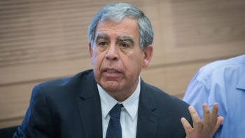 İsrail'e Cizreli Kürt Meclis başkanı