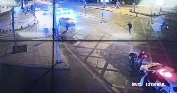 İstanbul'da nefes kesen kovalamaca: Polis canını hiçe sayarak yakaladı