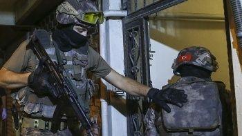 İstanbul Fatih'te narkotik operasyonu