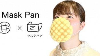 Japonlar dünyanın ilk yenilebilir maskesini üretti