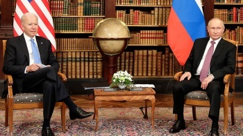 Joe Biden: Benim gündemim Rusya'ya karşı değil