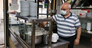 Kafe, kahvehane ve restoranlar hizmet vermeye başladı