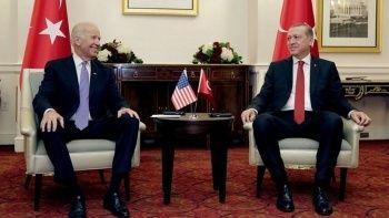 Kalın ve Sullivan, Erdoğan-Biden zirvesini görüştü