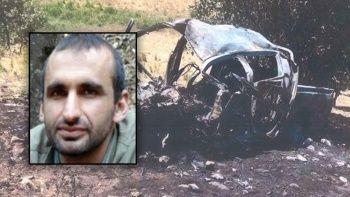 Kırmızı listedeki PKK'lı terörist öldürüldü