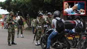 Kolombiya'da orduya bombalı saldırı çok sayıda yaralı var