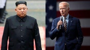 Kuzey Kore Lideri Kim'den Biden'a mesaj