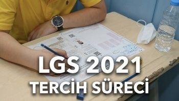 LGS ek kontenjan başvuruları, LGS 2021 ek tercihler ne zaman?