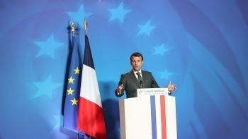 Macron: Paris ile Ankara arasındaki gerilim son haftalarda azaldı