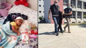 Maganda kurşunu 2 yaşındaki kızı felç etti
