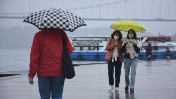 Meteoroloji'den 3 bölge için sağanak uyarısı