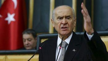 MHP Genel Başkanı: HDP'nin kapatılması artık hukukun konusu