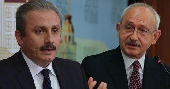 Mustafa Şentop'tan Kılıçdaroğlu'na cevap