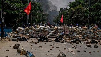 Myanmar'da darbe karşıtı 16 kişiye idam cezası