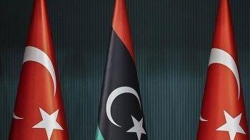 NATO Zirvesi öncesi Türkiye heyeti Libya'ya gitti