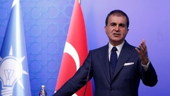 Ömer Çelik'ten AB'ye göçmen tepkisi