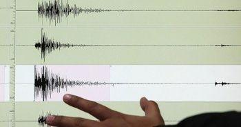 Osmaniye'de deprem oldu