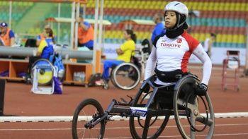 Para Atletizm Avrupa Şampiyonu: Zübeyde Süpürgeci