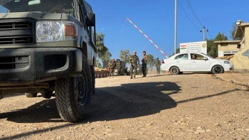 PKK saldırısında bir peşmerge öldü