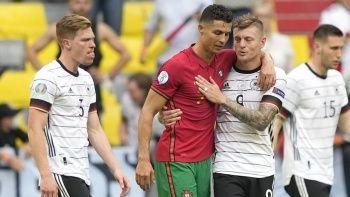Portekiz: 2 - Almanya: 4 (EURO 2020 özet)