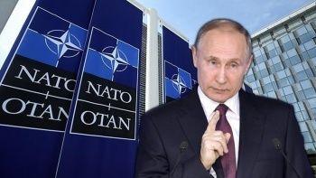 Putin'den NATO uyarısı: Rusya için bir tehdit