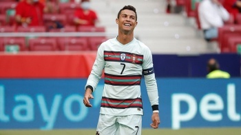 Ronaldo'dan çifte rekor