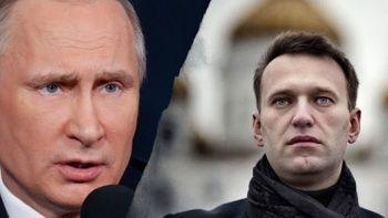Rus muhalif lider Navalny'den Putin'e: Yalan söylemeden edemiyor