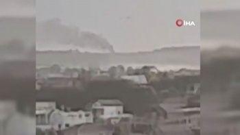 Rusya'da askeri helikopter düştü: 3 ölü