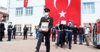 Şehit Jandarma Teğmen Koçak son yolculuğuna uğurlandı