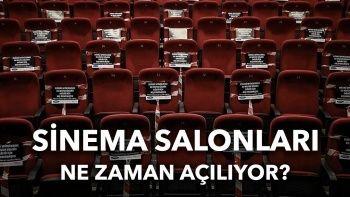 Sinema salonları 1 Temmuz'da açılacak mı? İçişleri Bakanlığı genelgesi…