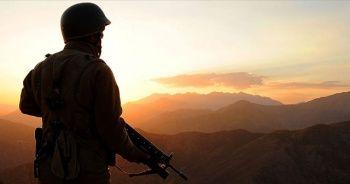 Şırnak'ta teröristlerle çatışma: 1 PKK'lı etkisiz hale getirildi