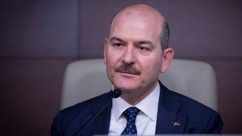 Süleyman Soylu: 14 Mafya liderini paketledik
