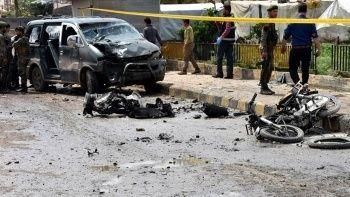 Suriye'nin kuzeyinde bombalı saldırı: 1 sivil öldü